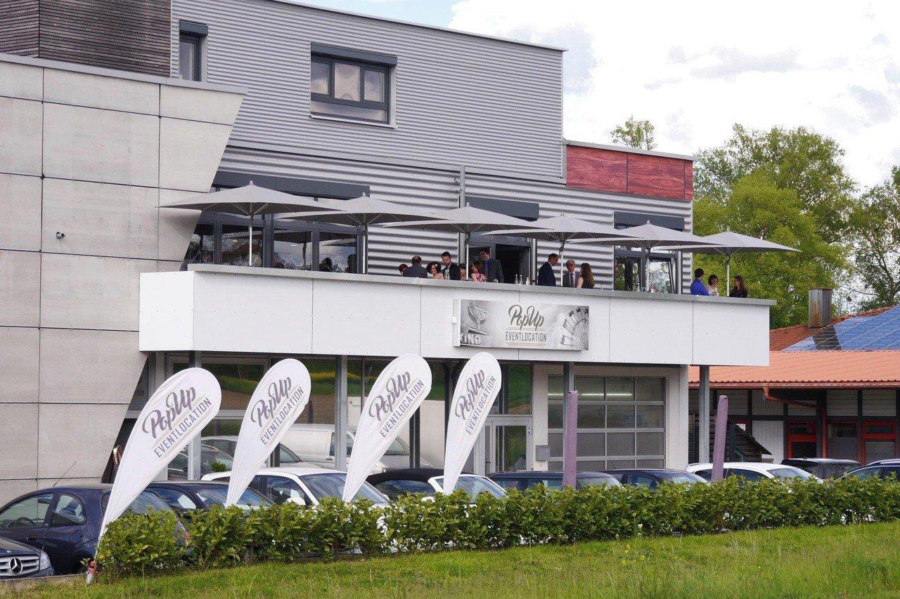 Stuttgart  Salle de réunion PopUp-Eventlocation image 9