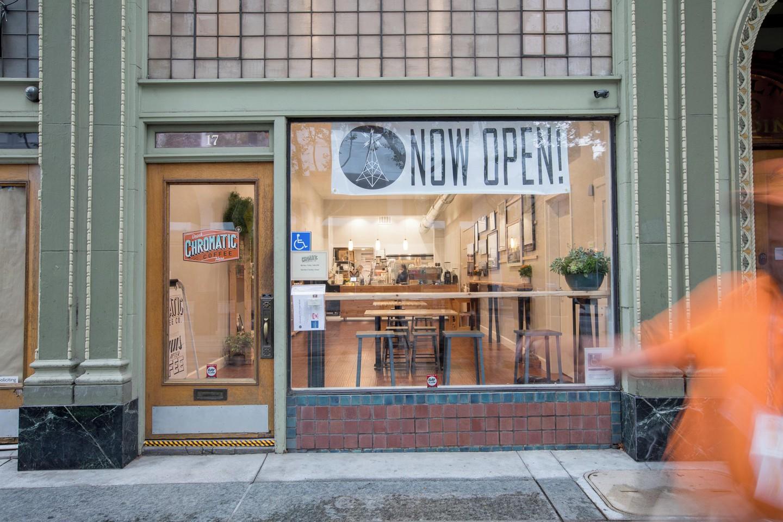 San Jose workshop spaces Café Chromatic Cafe DTSJ image 7