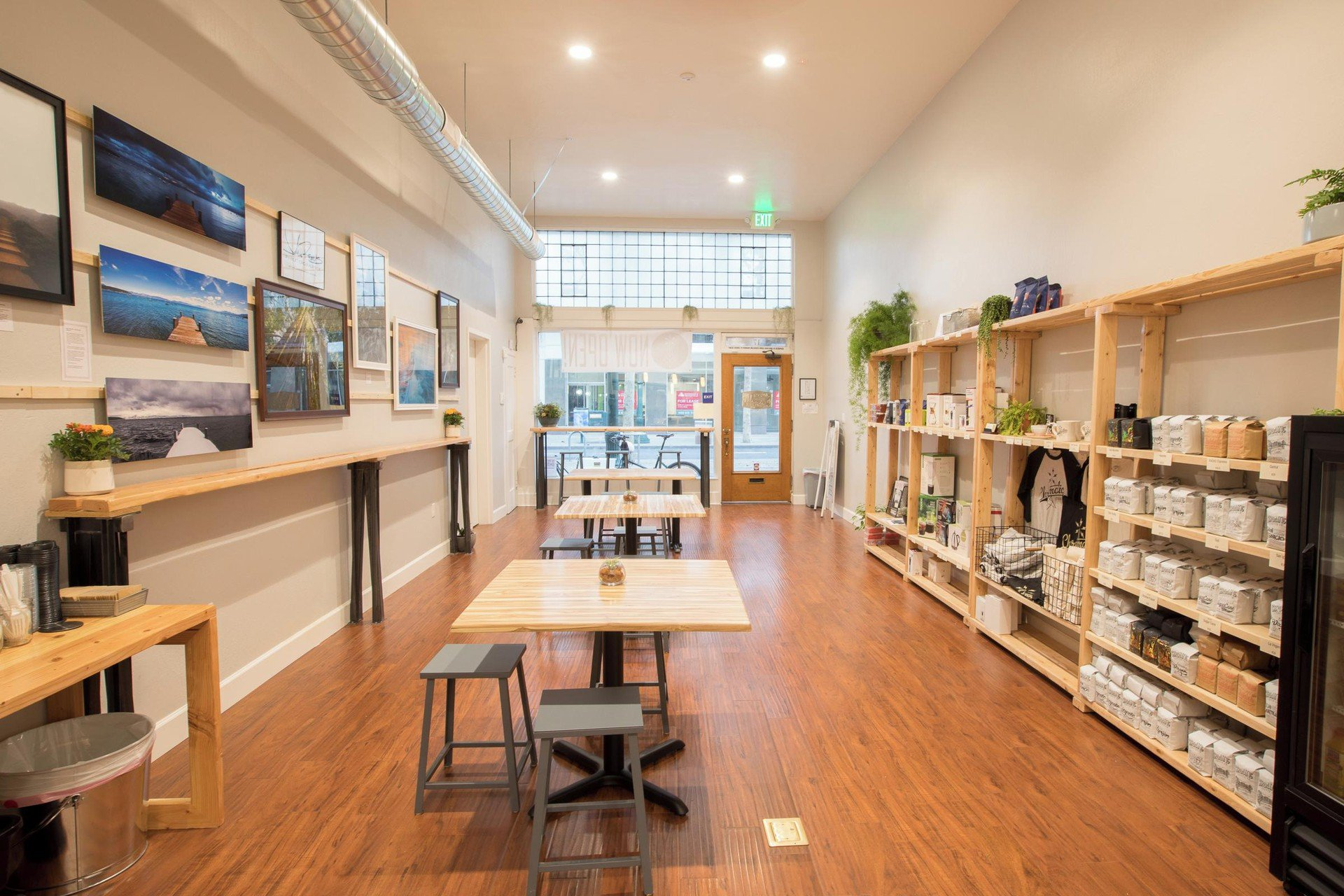 San Jose workshop spaces Café Chromatic Cafe DTSJ image 2