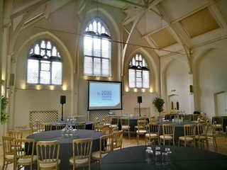 Birmingham corporate event venues Meeting room Zellig- The Old Library (CA) image 2