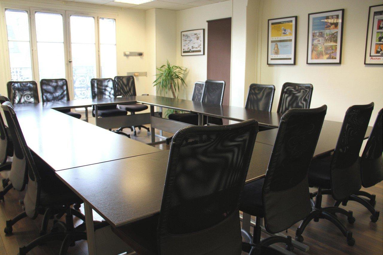 Paris  Meetingraum Salle de réunion - 16 places assises - Paris 3e image 0