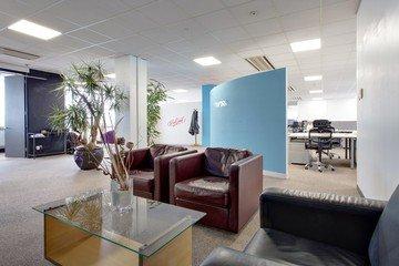Londres seminar rooms Salle de réunion Cowork Hub Notting Hill image 1