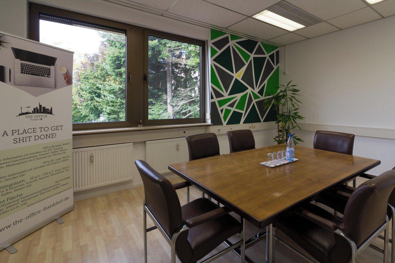 Francfort Konferenzräume Espace de Coworking The Office Frankfurt Westside image 0