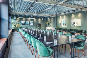 Amsterdam seminar rooms Meetingraum The Suite by Wicked Grounds image 0