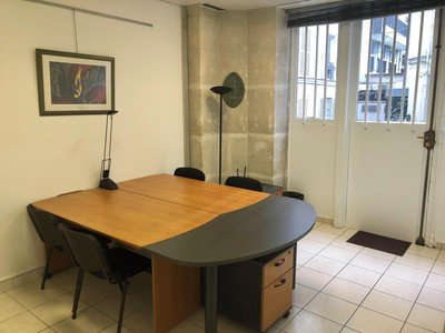Paris  Meeting room Meeting room for 4 persons near the Montparnasse station image 1