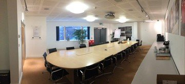 Greenhithe training rooms  The Leigh Academy - Boardroom image 2