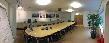 Greenhithe training rooms  The Leigh Academy - Boardroom image 1