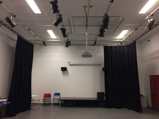 Greenhithe training rooms Meetingraum The Leigh Academy - Drama Studio image 0
