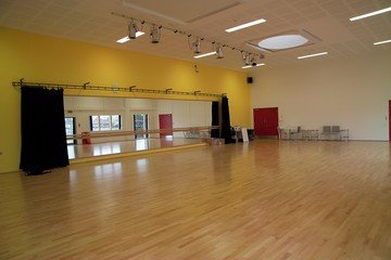 Greenhithe training rooms Unusual The Leigh Academy Dance Studio image 0