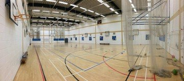Greenhithe training rooms Besonders The Leigh Academy Sports Hall image 1