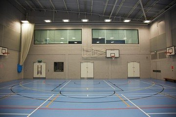 Greenhithe training rooms Salle de réunion Wilmington Academy Sports Hall image 1