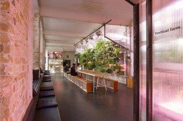 Berlin workshop spaces Restaurant Infarm image 3