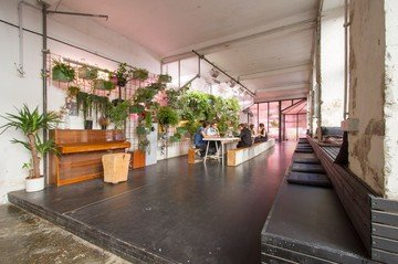 Berlin workshop spaces Restaurant Infarm image 4