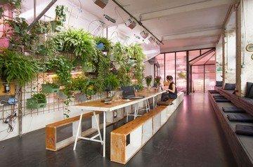 Berlin workshop spaces Restaurant Infarm image 5