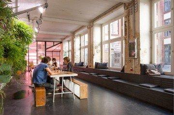 Berlin workshop spaces Restaurant Infarm image 0