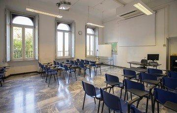 Rest der Welt  Meetingraum Classroom 6 image 1
