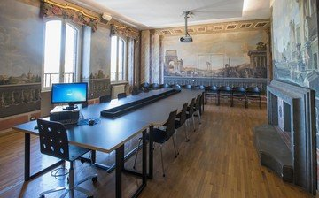 Rest der Welt  Meetingraum Fresco Room image 1