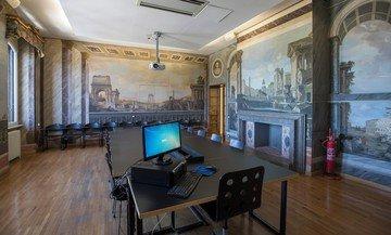 Rest der Welt  Meetingraum Fresco Room image 2