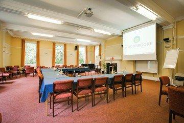 Birmingham training rooms Historische Gebäude Woodbrooke - Cadbury Room image 1