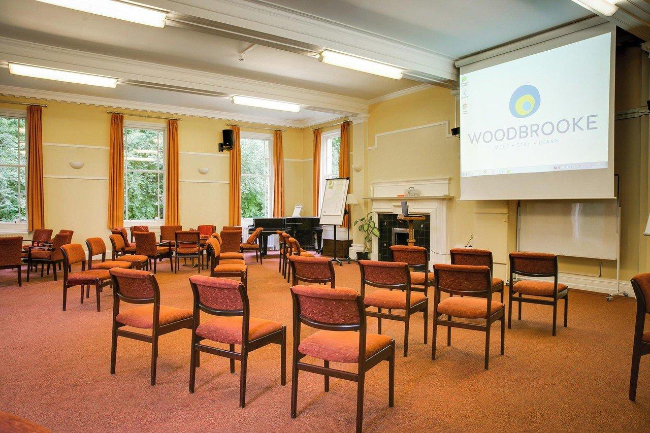 Birmingham training rooms Historische Gebäude Woodbrooke - Cadbury Room image 0