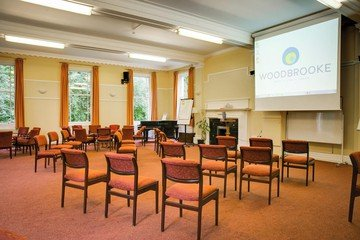 Birmingham training rooms Historic venue Woodbrooke - Cadbury Room image 0