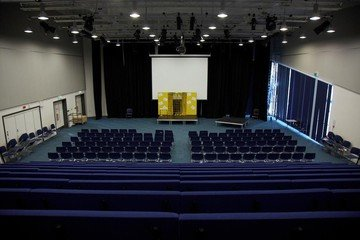 Greenhithe training rooms Salle de réunion Longfield Academy Theatre image 1