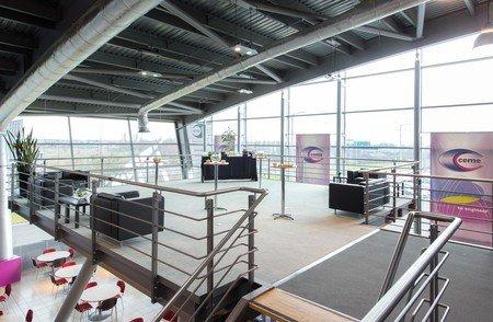 Greenhithe training rooms Salle de réunion CEME conference - POD Deck image 1