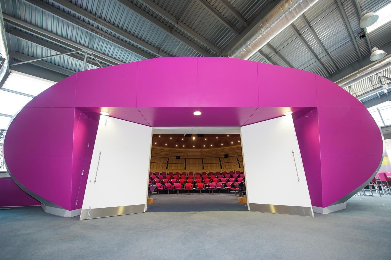 Londres training rooms Salle de réunion CEME conference - POD Theatre image 0