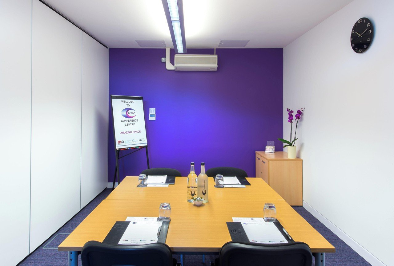 London training rooms Meetingraum CEME conference - Small rooms image 0