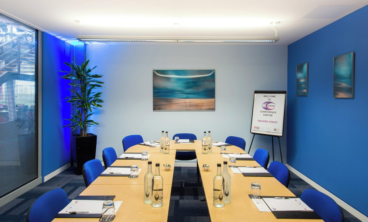 Londres training rooms Salle de réunion Ceme conference - Medium Rooms image 0
