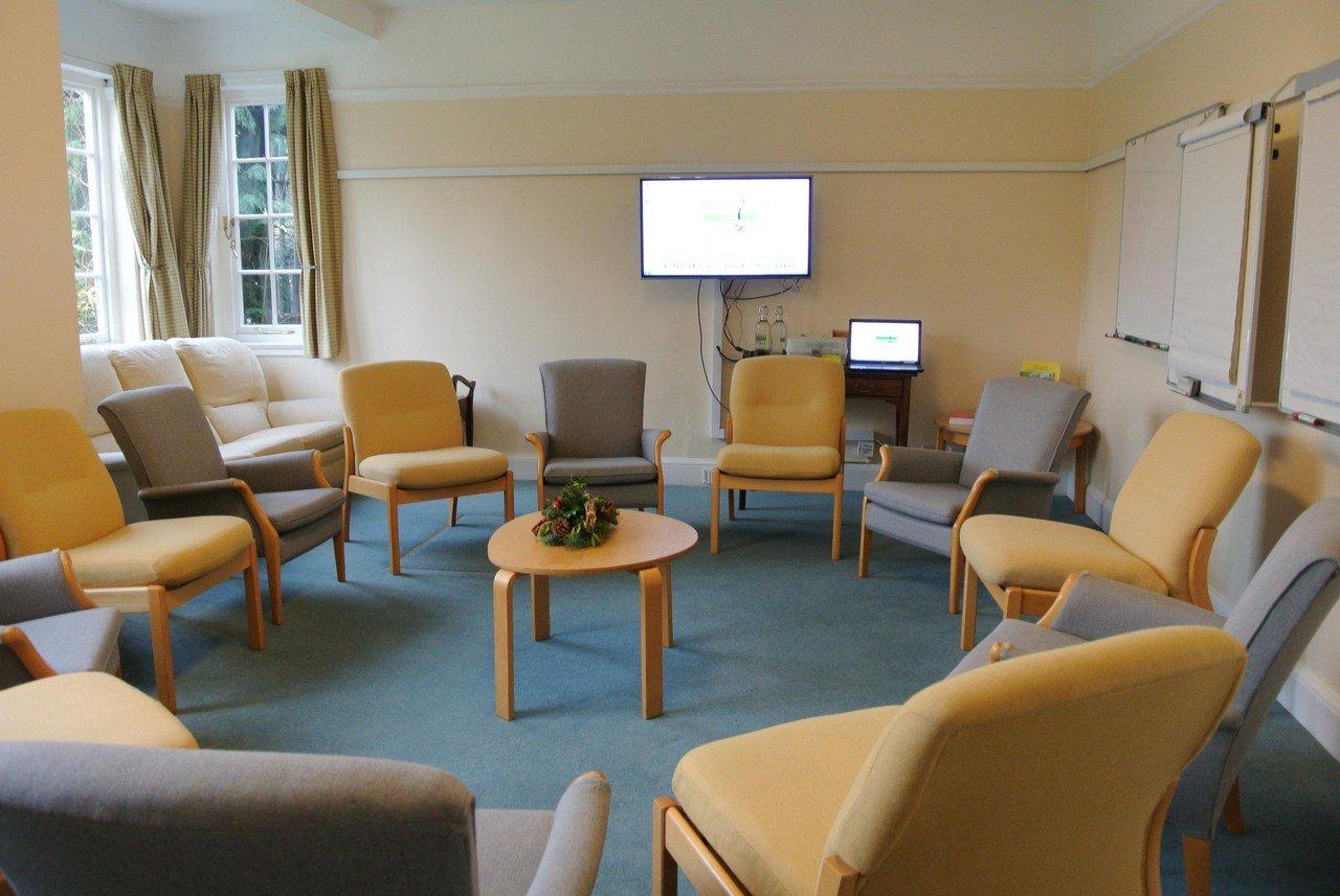 Birmingham training rooms Meetingraum Woodbrooke - Holland House Garden Room image 0