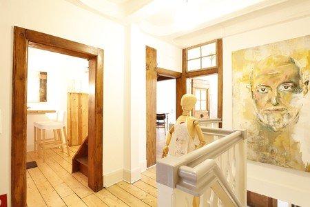 Düsseldorf corporate event venues Lieu historique kunstentschlossen - Atelier für Kommunikation und Kreativität image 3