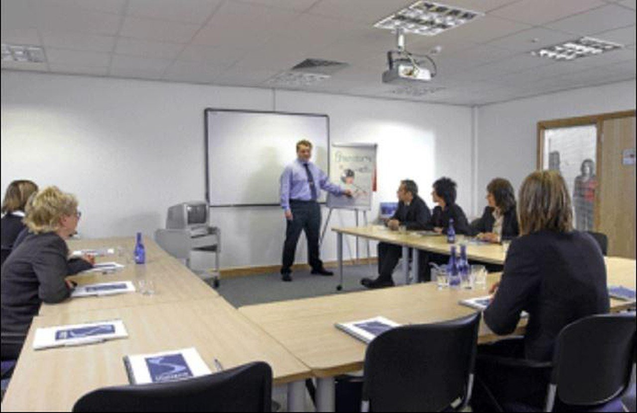 Sheffield conference rooms Meeting room Source Academy - Room 15 image 0