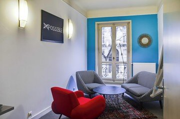 Paris training rooms Meetingraum Haussmann 106 image 1