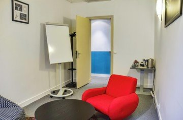 Paris training rooms Meetingraum Haussmann 106 image 0