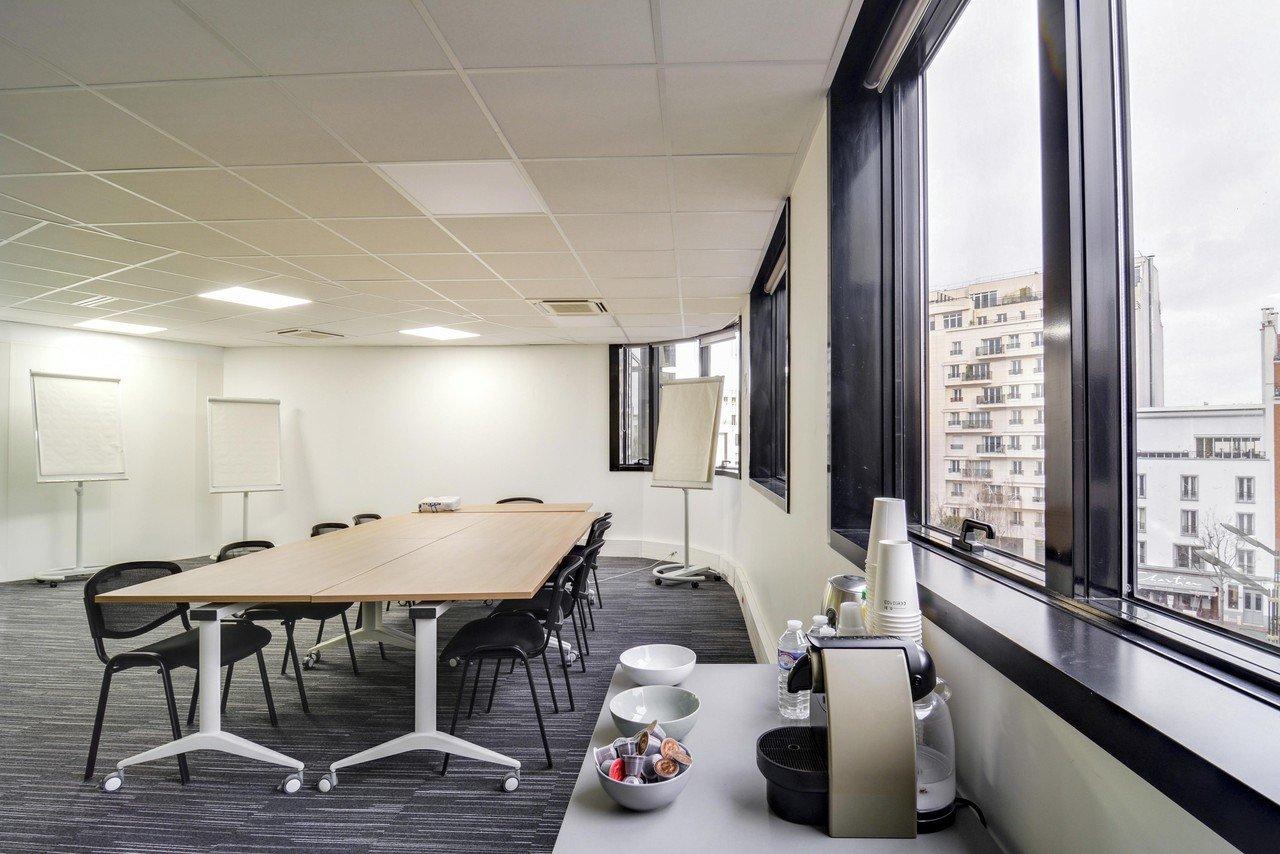Paris training rooms Salle de réunion Hausmann 106 image 0
