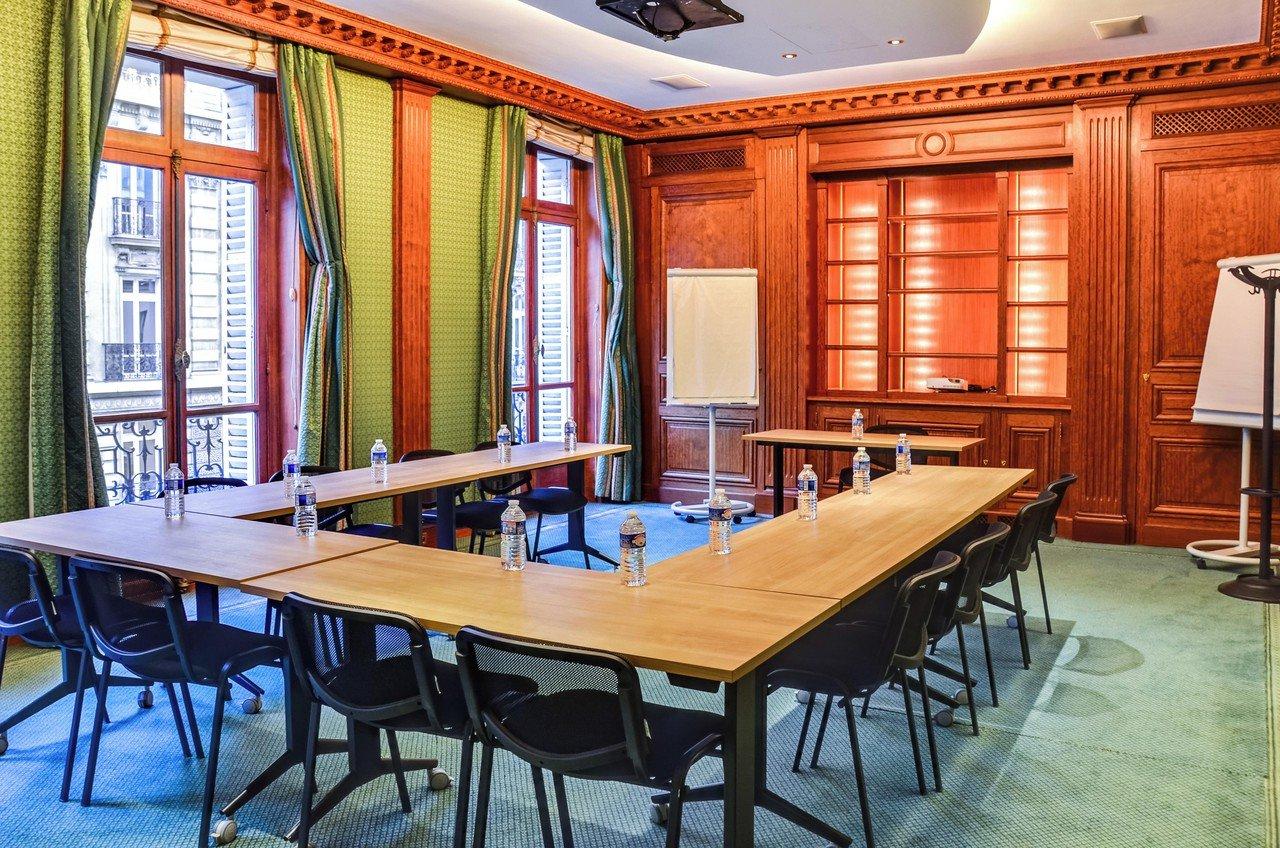 Paris training rooms Salle de réunion Hausmann 101 image 1