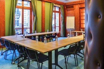 Paris training rooms Meetingraum Hausmann 201 image 2