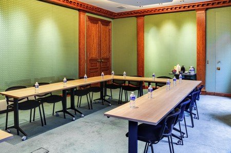Paris training rooms Meetingraum Hausmann 201 image 0
