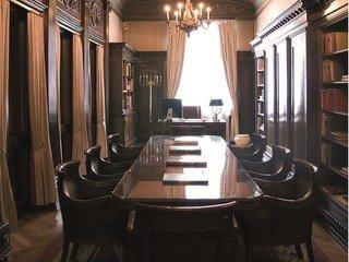 Berlin conference rooms Partyraum Schlosshotel Grünewald - Bibliothek image 11
