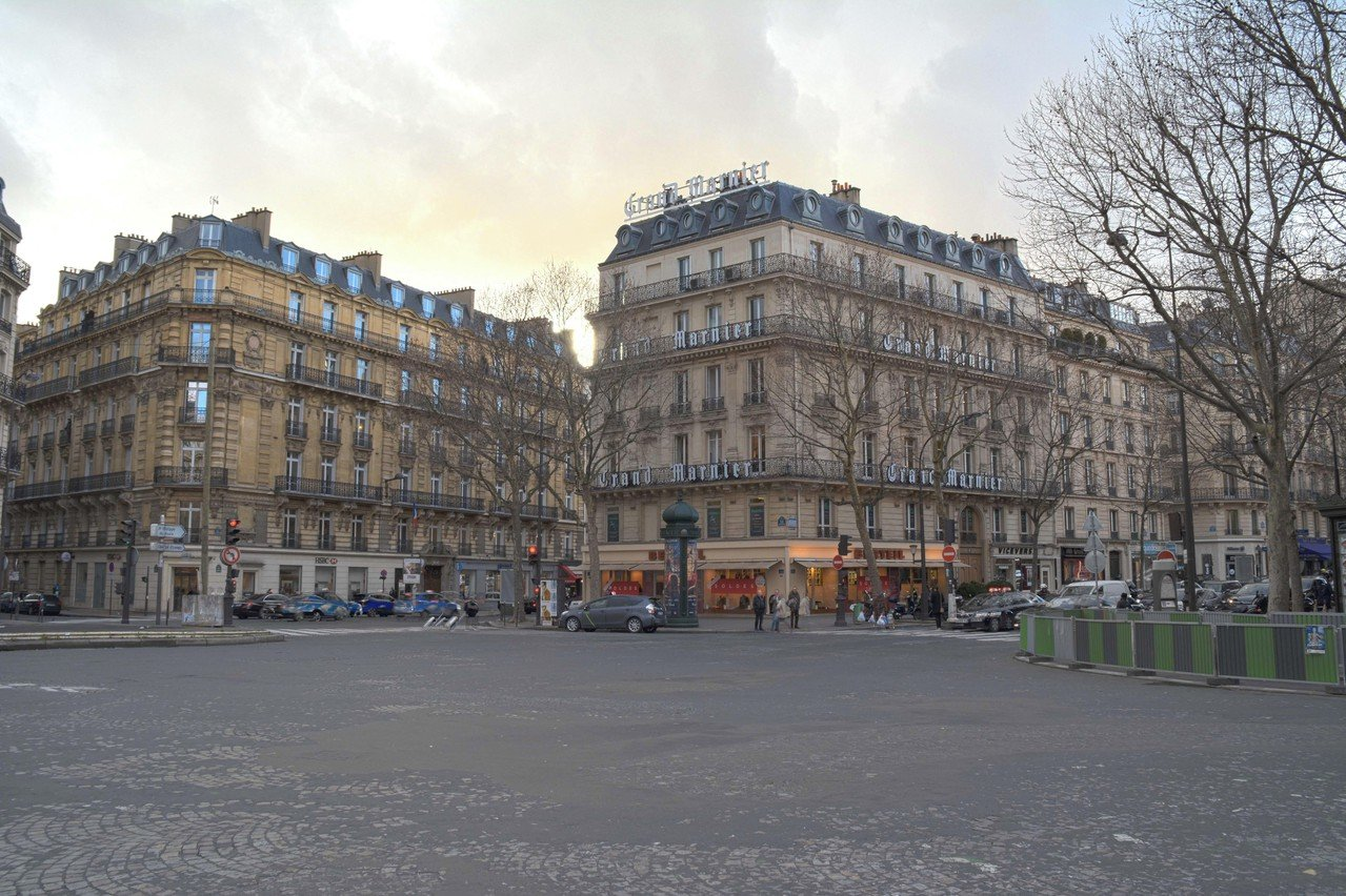 Paris training rooms Meetingraum Haussmann 204 image 0