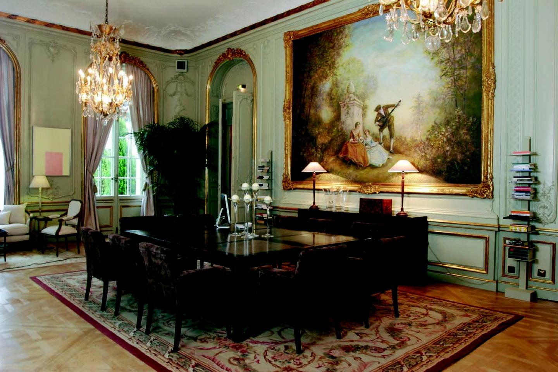 Berlin seminar rooms Restaurant Schlosshotel im Grünewald - Musikzimmer image 0