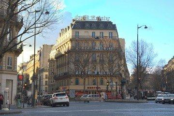 Paris training rooms Meetingraum Haussmann 206 image 1