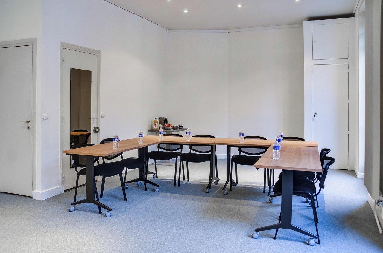 Paris training rooms Salle de réunion Hausmann 208 image 4