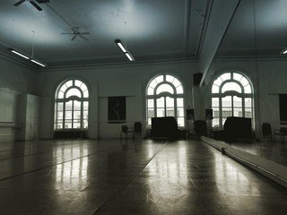 San Francisco workshop spaces Besonders Alonzo Kings LINES Ballet Studio 2 image 3