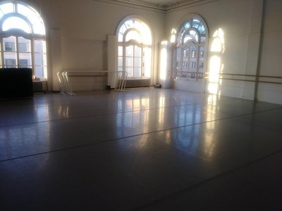 San Francisco workshop spaces Lieu Atypique Alonzo Kings LINES Ballet Studio 2 image 2