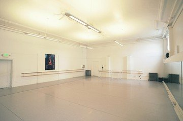 San Francisco workshop spaces Unusual Alonzo Kings LINES Ballet Studio 3 image 0