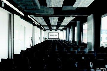 Frankfurt corporate event venues Meeting room Design Offices Frankfurt Westendcarree Training Room Arena gesamt image 0