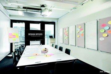 Frankfurt am Main seminar rooms Meetingraum Design Offices Frankfurt Westendcarree Meet & Move Room I + II image 0