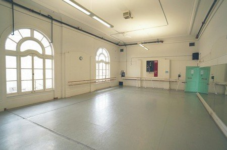 San Francisco workshop spaces Lieu Atypique Alonzo Kings LINES Ballet Studio 4 image 0